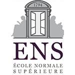 Logo École Normal Supérieure square