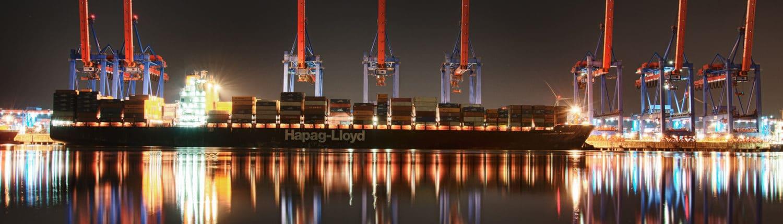 Port de Hambourg, Allemagne