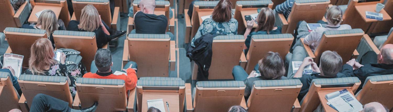 Auditorium à Stockholm en Suède
