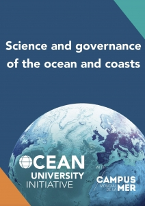 Presentation brochure: Science and governance of the ocean and coasts