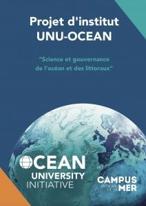 Plaquette de présentation : Projet d'institut UNU-OCEAN