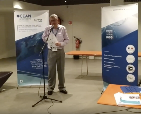 Denis Bailly's speech, UNESCO headquarters, Paris, JUNE 12 2019