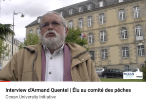 Vignette YouTube Armand Quentel
