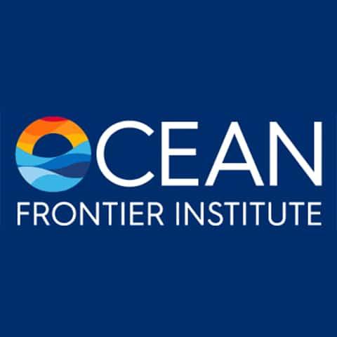 Développement sûr et durable de l'océan. L'Ocean Frontier Institute est un groupe de recherche collective qui vise à explorer l'énorme potentiel des océans.